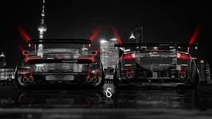 Lamborghini Gallardo Back - lamborghini huracan vs lamborghini gallardo 2014 el tony