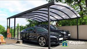 Car Carport Canopy Carport Canopy 2 Car Bespoke U0026 Freestanding Youtube