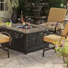 tile flooring designs decorating awesome propane fire pit for outdoor design u2014 pichafh com