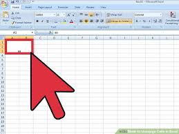 how to unmerge cells in excel 10 steps with pictures wikihow