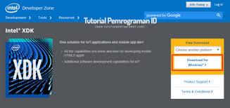 membuat aplikasi android dengan intel xdk belajar membuat aplikasi android html5 dengan intel xdk bagian 1