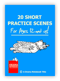 plays poems and stories to perform drama notebook