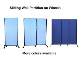 room dividers partitions on wheels astonishing office partition