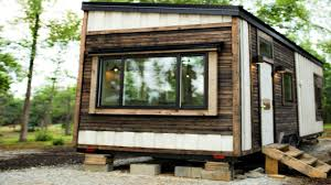 Small Home by Luxury Country Tiny Home Built With Uniquely Sourced Wooden Raw