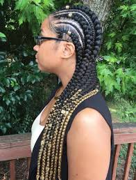 ghanians lines hair styles 20 gorgeous ghana braids for an intricate hairdo in 2018