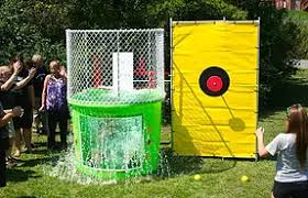 dunk booth rental dunk tank rentals columbus ohio dunking booths columbus oh