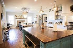 Farmhouse Kitchen Design by 26 Farmhouse Kitchen Ideas Decor U0026 Design Pictures Designing Idea