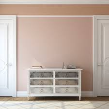 the scheme rose gold wall paint decor u2014 jessica color