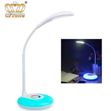 head adjustable cordless dimmable desk lamp rechargeable usb led