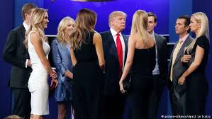donald trump family fire and fury paints strange picture of trump family ties news