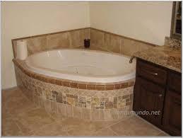 Bathroom Tub Ideas by Bathroom Design Ideas For Bathtubs Tiled Flooring For Small