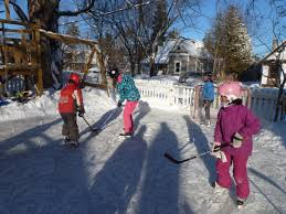 backyard rinks ottawa home outdoor decoration