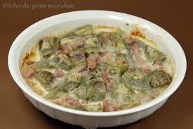 cuisiner les artichauts violets artichauts poivrade gratinés péché de gourmandise