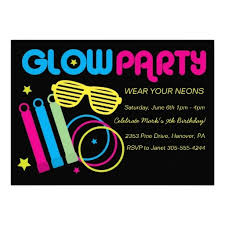 hashtag neon party birthday party invitation birthday 131 best uv paint party images on sweet 16