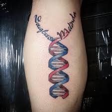 100 double helix tattoo 92 best tatoo images on pinterest