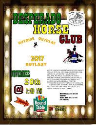 round table orland ca desperado horse club home facebook