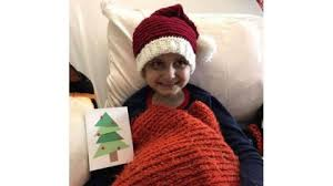 9 year old boy with cancer wants cards for his last christmas