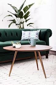 mid modern coffee table modern coffee table by edloe finch small mid century modern coffee