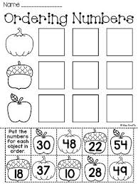 free worksheets ordering numbers worksheets 1st grade free