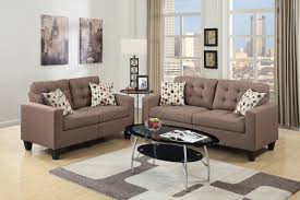 Sectional Sofas With Recliners And Cup Holders F6904 Cat 17 P31 2pc Sofa Set Light Coffee