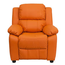 kids recliner sofa viv rae kuna kids recliner with storage compartment u0026 reviews