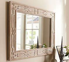 Pottery Barn Beveled Mirror Anisha Appliqué Pillow Cover Pottery Barn Family Room