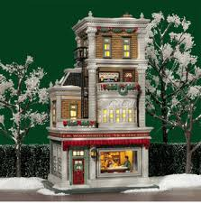 department 56 in the city woolworth s in