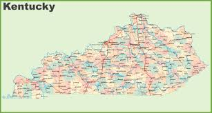 Road Map United States by Us Map States Kentucky Maps Of Usa Kentucky Road Map Kentucky