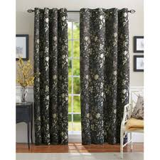 Curtains Home Decor Better Homes And Gardens Calista Print Room Darkening Curtain
