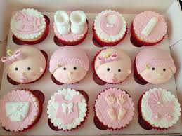 cupcakes for baby shower girl these lovely pink cupcakes will be for your baby girl in