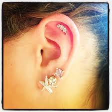 awesome cartilage earrings 25 feather piercing pictures and images