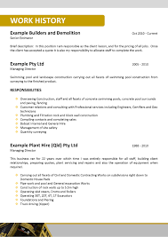 Resume Writing Industry Coal Miner Resume Sainde Org