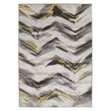 Round Chevron Rug Yellow And Grey Chevron Area Rug Creative Rugs Decoration