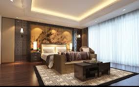Bedroom Asian Decor D CGTrader - Model bedroom design