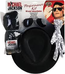 spirit halloween little rock michael jackson performance accessory kit buycostumes com