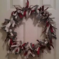 alabama ribbon best alabama wreath products on wanelo