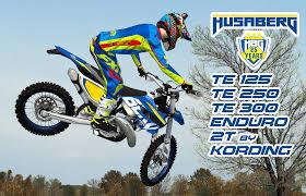 2t motocross gear 2014 husaberg enduro te125 250 300 2t by kording release mx