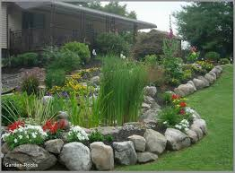 Small Rock Garden Pictures by Designs For Small Garden Borders Elegant Rock Garden Borders