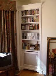 Cabinet And Bookshelf 16 Radiator Shelf Hacks To Improve Your Décor