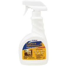 zodiac carpet u0026 upholstery pump spray dog u0026 cat carpet flea spray
