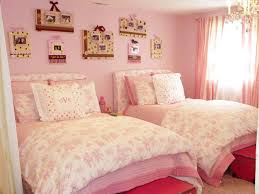 bedroom pretty bedroom design for tween with cozy pink white