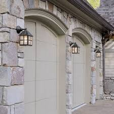 led outside garage lights garage door lights wageuzi led residential pertaining to outside