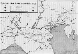Italy Train Map Hyperwar Army Air Forces In World War Ii Volume Iii Europe