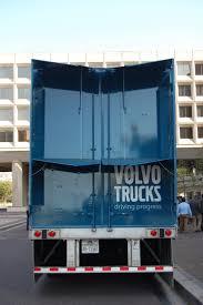 volvo trucks ab volvo unveils supertruck in nation u0027s capital