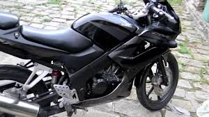 honda cbr 125 rw 7 2008 walk around youtube