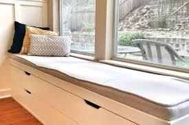 window reading bench under window reading bench wall niche inserts