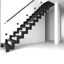 solemn black and white pattern interior decor with unique stright
