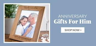 wedding anniversary gifts for him wedding anniversary gifts ideas gettingpersonal co uk