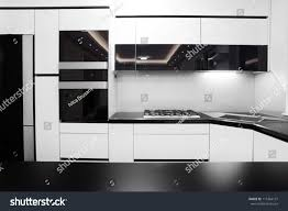 new modern kitchen pictures black and white modern kitchen u2013 home design and decorating