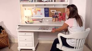 white student desk with hutch u2014 all home ideas and decor place a